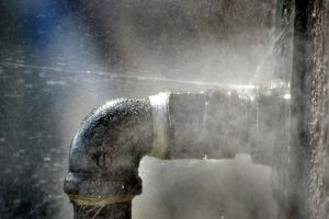 burst water mains Brisbane